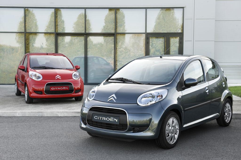 Citroën überarbeitet den C1