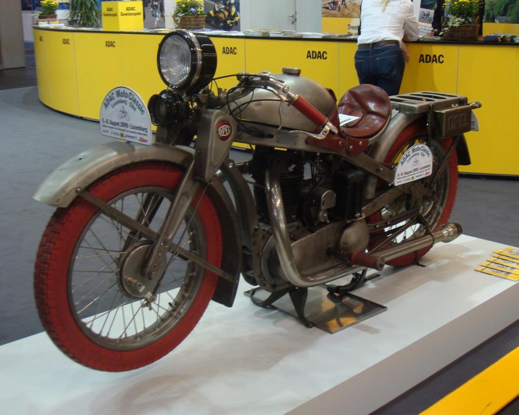 Das Motorrad mit dem Opel-Blitz: 80 Jahre Motoclub