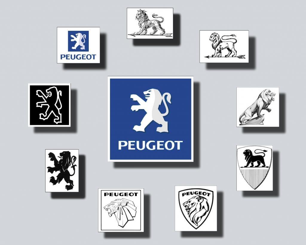 Der Peugeot-Löwe wird 150 Jahre alt