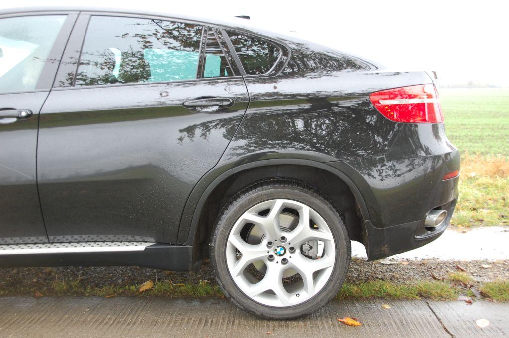 Fahrbericht BMW X6 – Der schicke Crossover