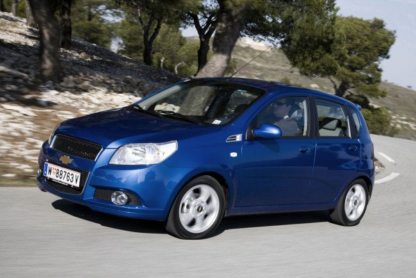 Fahrbericht Chevrolet Aveo LPG: Sparsam durch die City