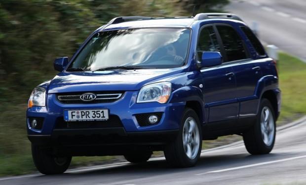 Fahrbericht Kia Sportage 2.0 CRDi EX 4WD: Mehr für weniger Geld