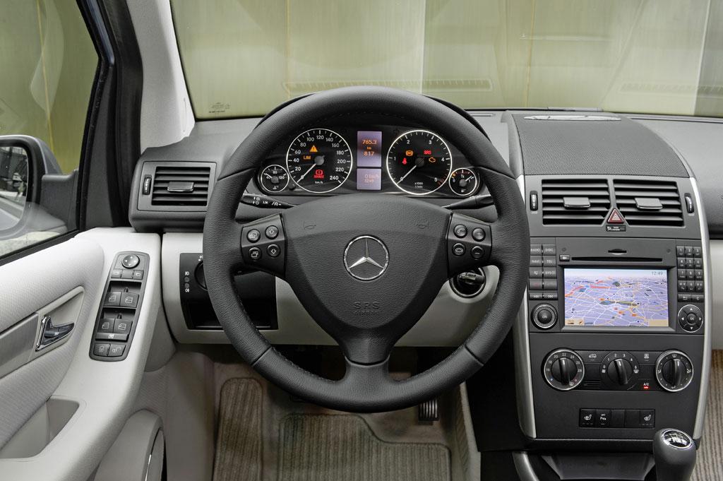 Fahrbericht Mercedes-Benz A 170 Blue Efficiency: Erinnerungen an die Zukunft Fahrbericht Mercedes-Benz A 170 Blue Efficiency: Erinnerungen an die Zukunft