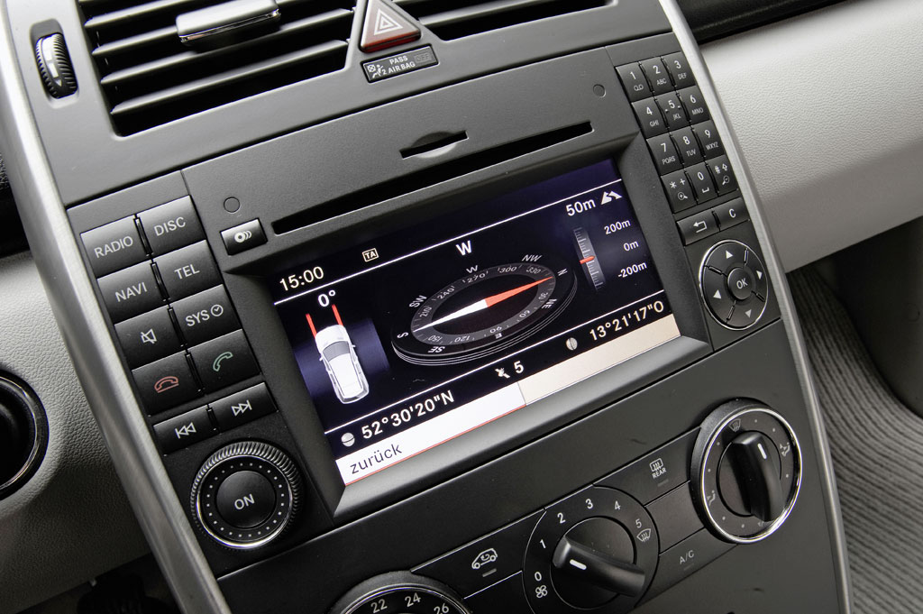 Fahrbericht Mercedes-Benz A 170 Blue Efficiency: Erinnerungen an die Zukunft