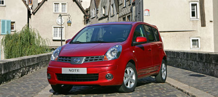 Fahrbericht Nissan Note 1,6 Tekna: Kompakter mit besonderer Note
