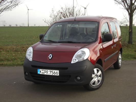Fahrbericht Renault Kangoo: Image ist nicht alles...
