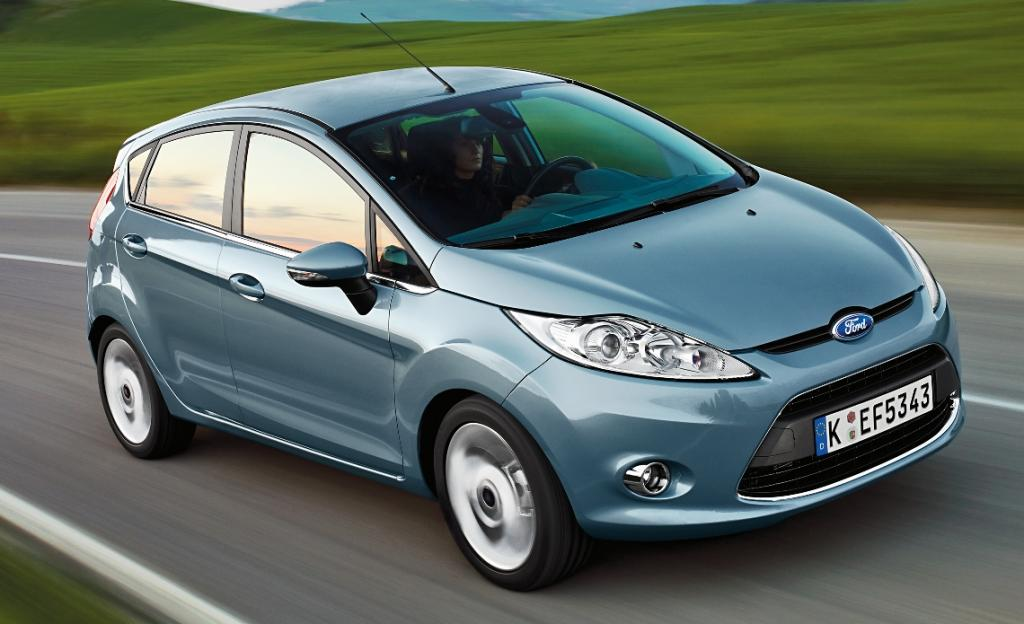Ford Fiesta als Fahrschulfahrzeug