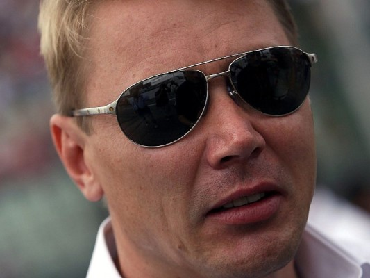 Häkkinen wird Manager: Häkkinen sucht den Superstar