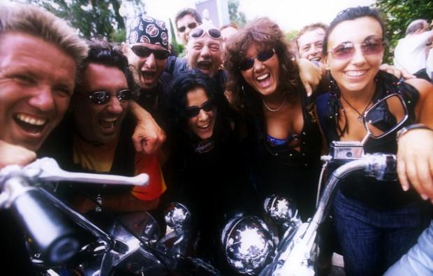 Harley-Davidson-Fetenkalender 2009