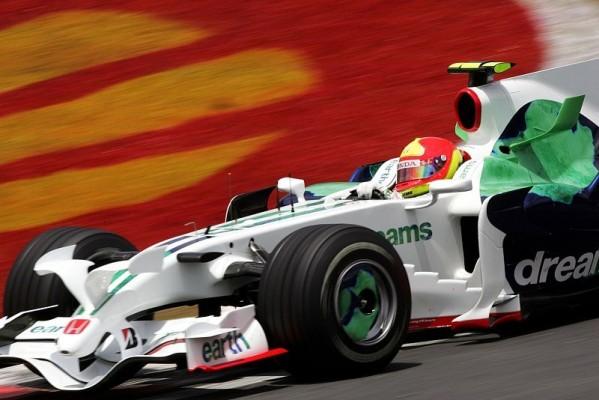 Honda zufrieden auf niedrigem Niveau: Barrichello immerhin in Q2
