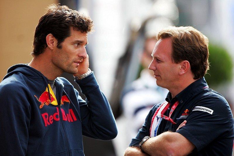 Horner sieht Arbeit ohne Webber nicht gefährdet: Coulthard wird nicht aktiviert