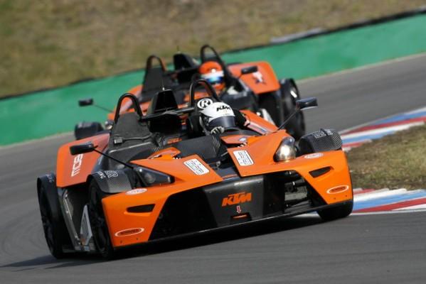 KTM X-Bow gewinnt Motorsport-Auszeichnung