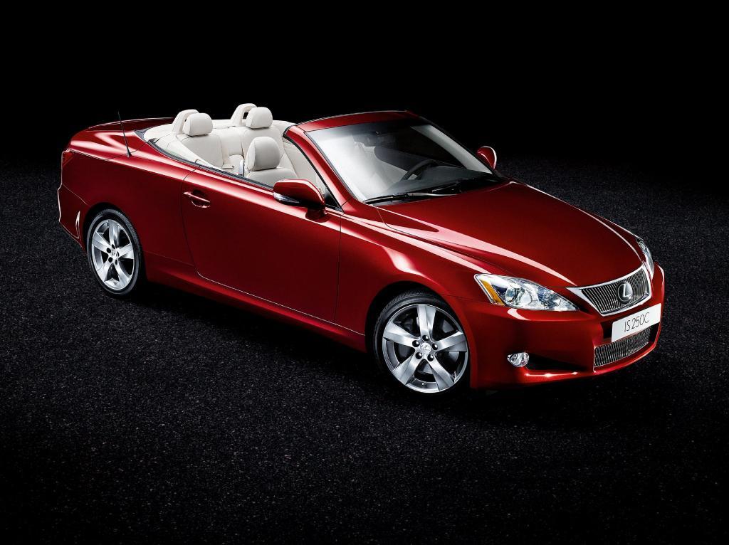 Lexus IS 250C: Das Cabrio des kommenden Sommers