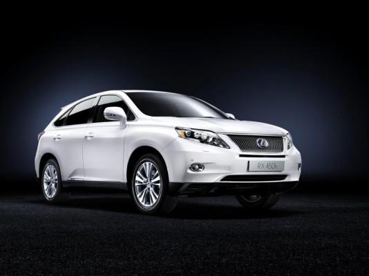 Lexus zeigt neue RX-Generation