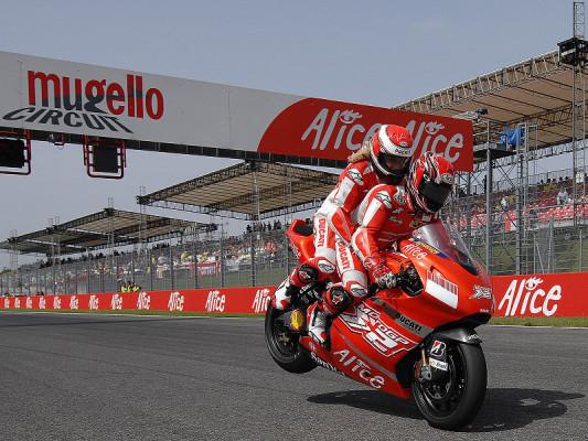 Mamolas Tipps an Ducati: Gibernau als Schlüssel