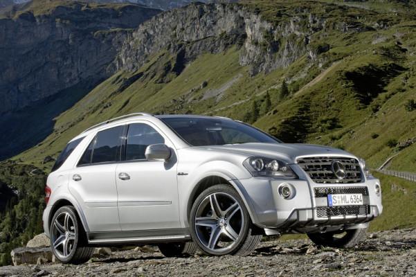 Mercedes mit drei neuen AMG-Modellen