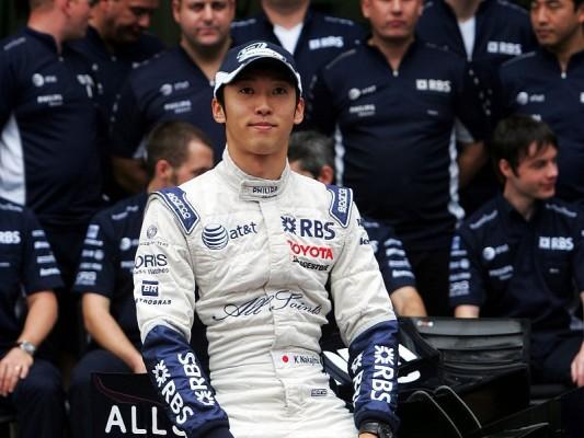Nelson erwartet 2009 verbesserten Nakajima: Er ist unheimlich gewachsen