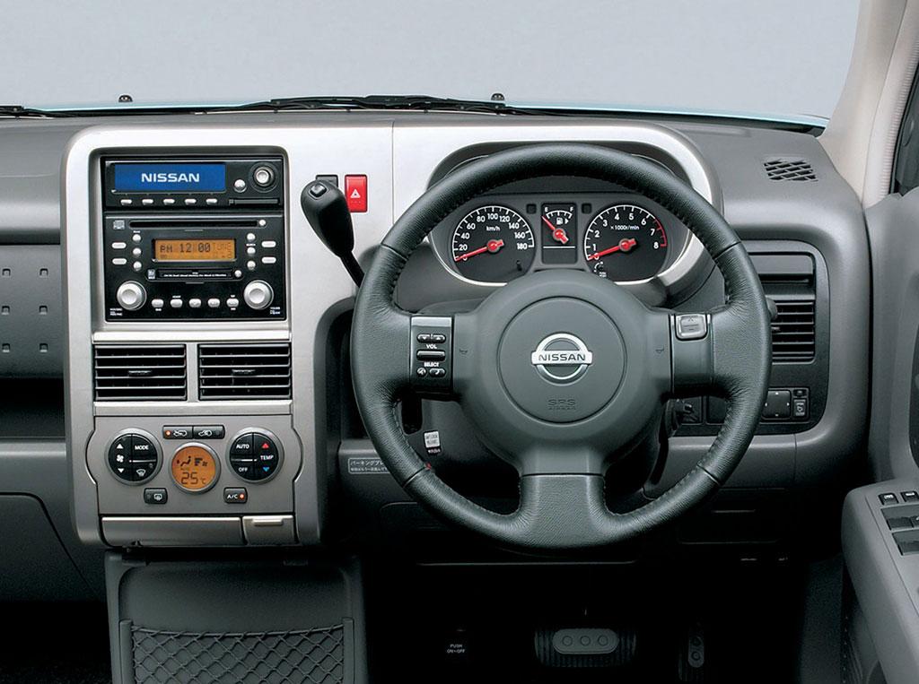 Neuer Nissan Cube rüstet sich für Deutschland
