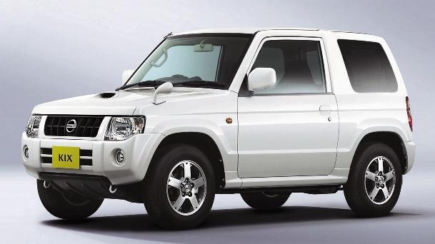 Nissan bringt Mini-SUV Kix auf den japanischen Markt