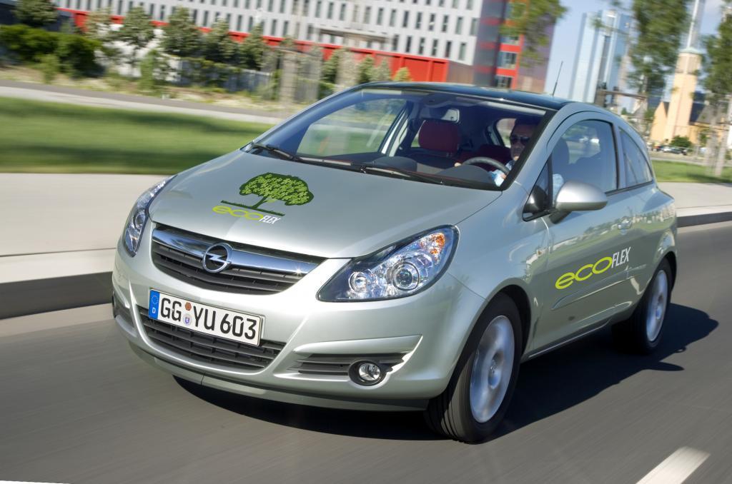 Opel Corsa an der Spitze des ADAC-Verbrauchstest