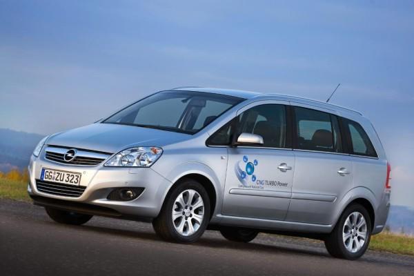 Opel zeigt Erdgas-Van mit Turboaufladung - Siegeszug einer alternativen Energie