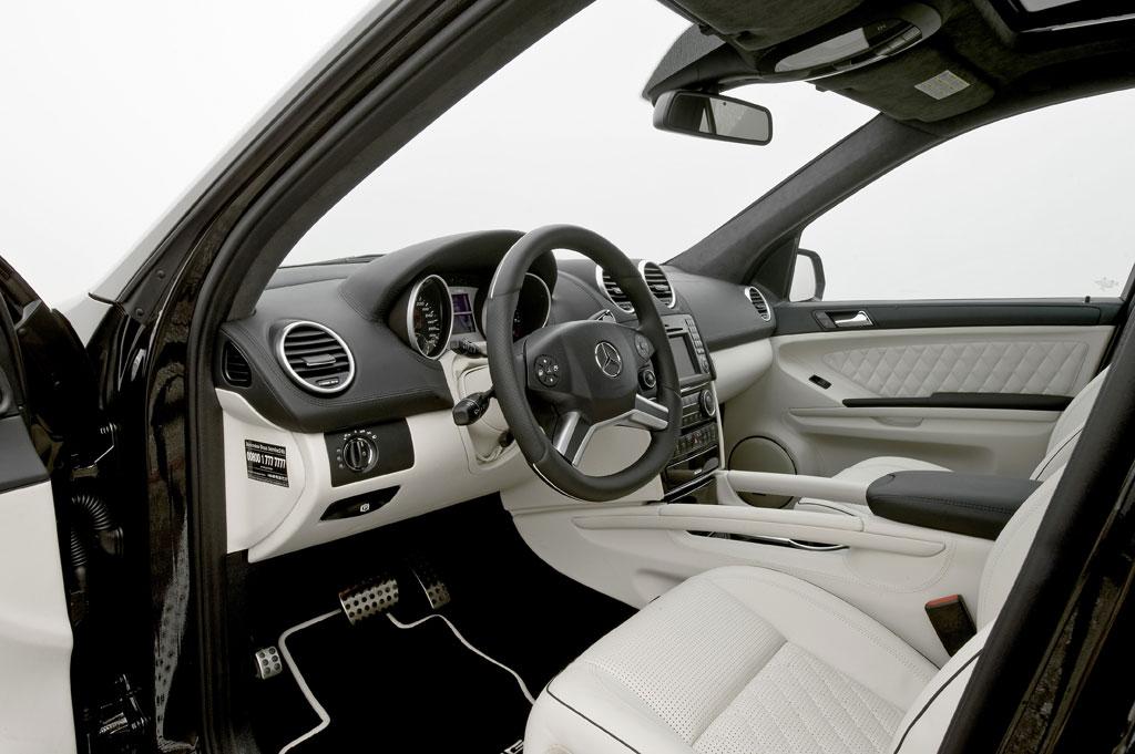Original-Zubehör für den neuen Mercedes-Benz GLK