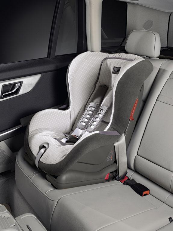 Original-Zubehör für den neuen Mercedes-Benz GLK Original-Zubehör für den neuen Mercedes-Benz GLK