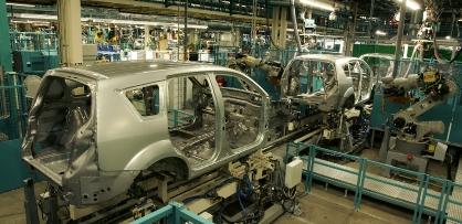 Pkw-Produktion in Europa sinkt