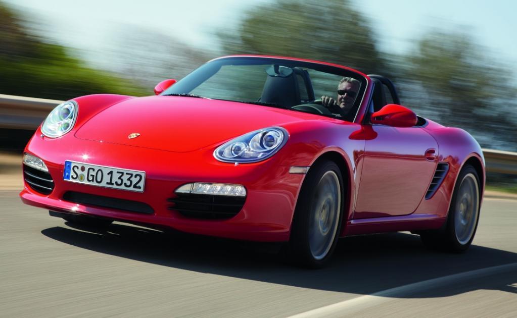 Porsche Boxster und Cayman mit neuen Motoren