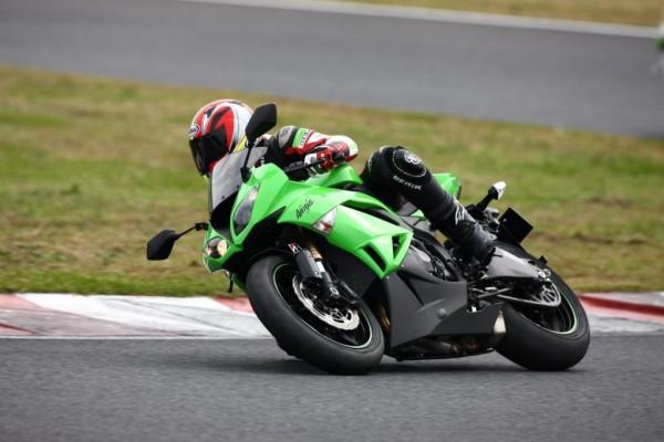 Präsentation Kawasaki ZX-6R: Grüner Diät-Club