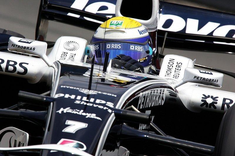 Rosberg kokettiert mit Wechsel nach 2009: Wenn es sich nicht so entwickelt