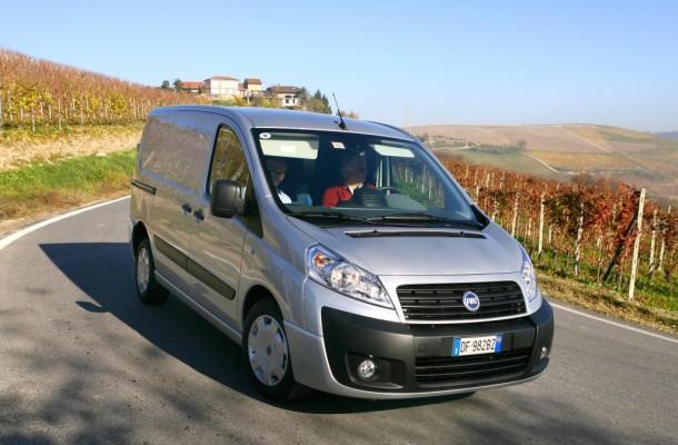 Sicherheitssiegel für Fiat-Transporter