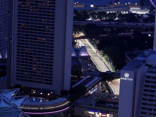 Singapur als beste Strecke 2008 geehrt: Tost wird bester Teamchef