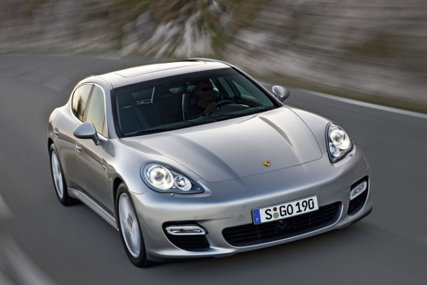 So sieht er aus: Porsche Panamera