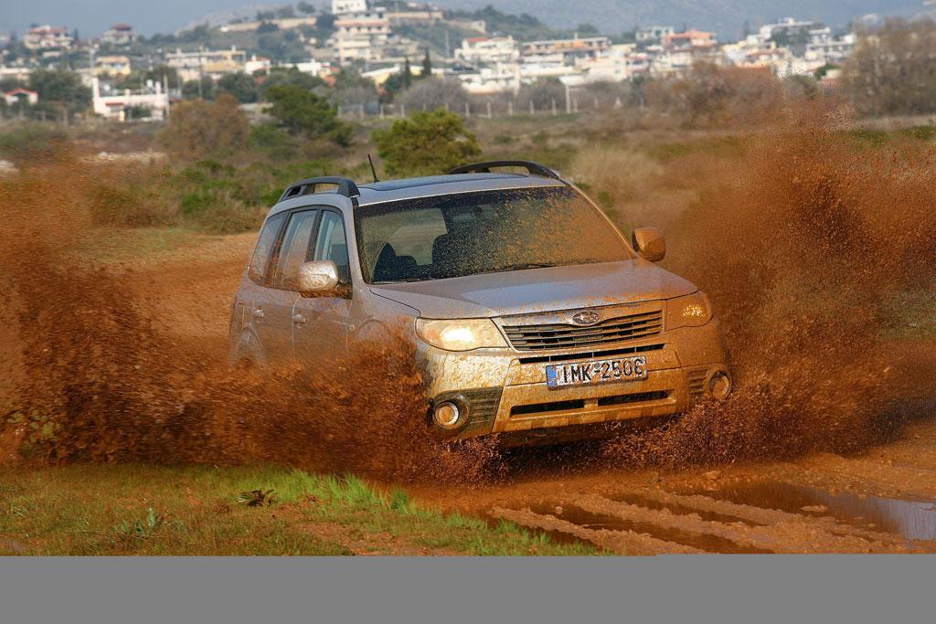 Subaru Forester Diesel: Mehr Kraft dank Selbstzünder