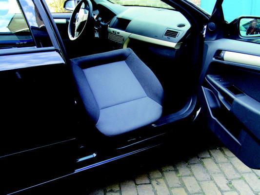 Taxi-Service für Fahrgäste mit Bewegungseinschränkung