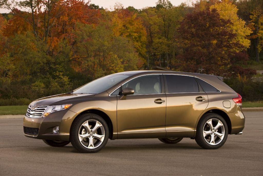 Toyota Venza: Crossover für aktive Familien