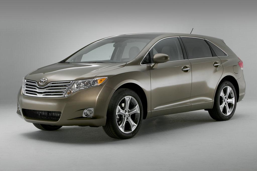 Toyota mit Reiseauto für die USA