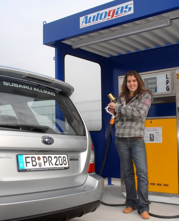 Umrüstung auf Autogas lohnt sich erst ab nach über 70 000 Kilometern