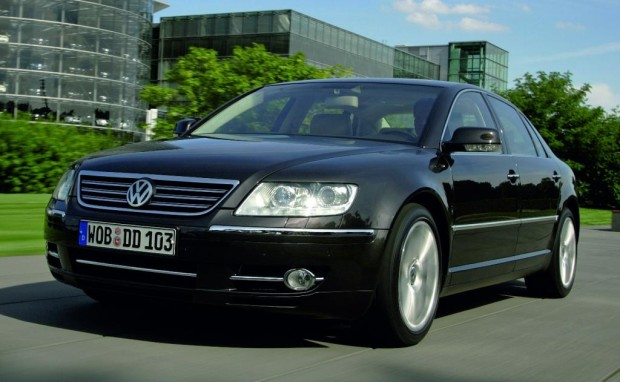 VW Phaeton: mehr Leistung für Infotainment und Antrieb
