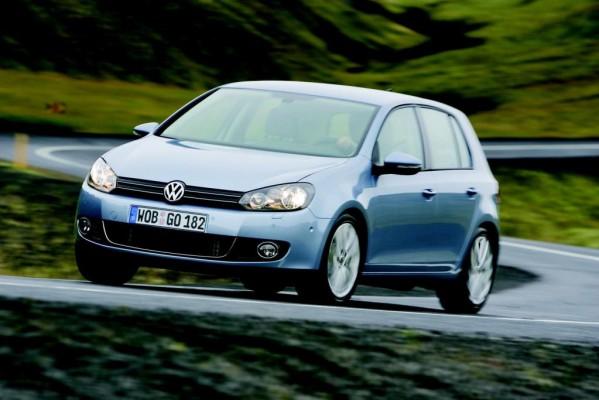 VW erhält vier ''Goldene Lenkräder''