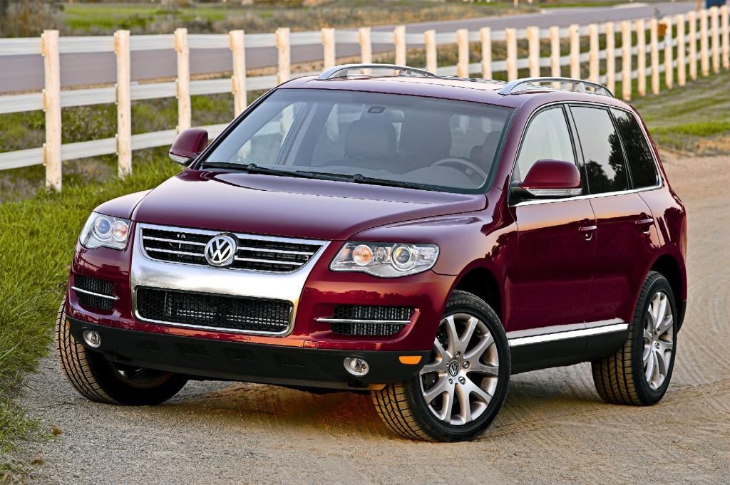 VW zeigt sauberen Diesel-Touareg für die USA