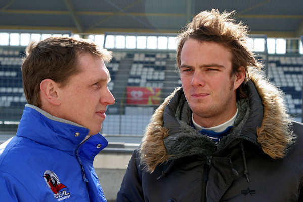 Van der Garde testet Renault in Barcelona: Preis für den WSbR-Sieg