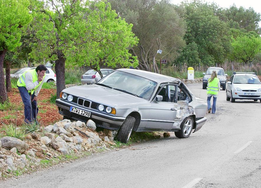 Verkehrsunfälle: Bekannte Strecken sorgen für Gehirnträgheit