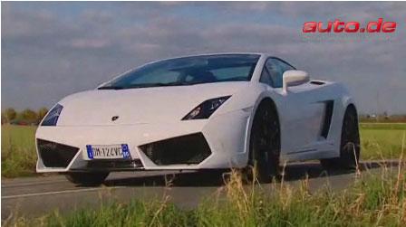 Video: Lamborghini Gallardo LP 560-4