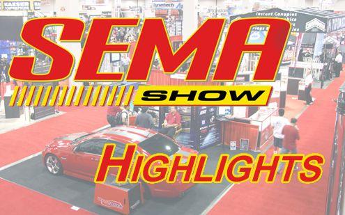 Video: SEMA 2008 Las Vegas - Highlights