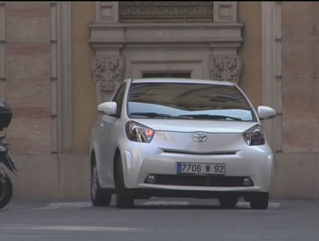 Video: Toyota iQ