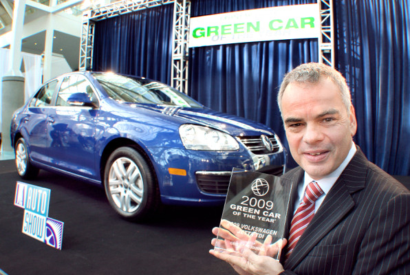 "Volkswagen Jetta TDI ist Amerikas ""Green Car of the Year"""