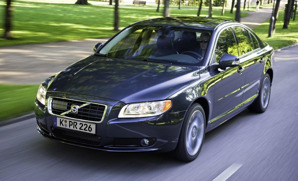 Volvo S80 D5 mit mehr Leistung und Euro 5