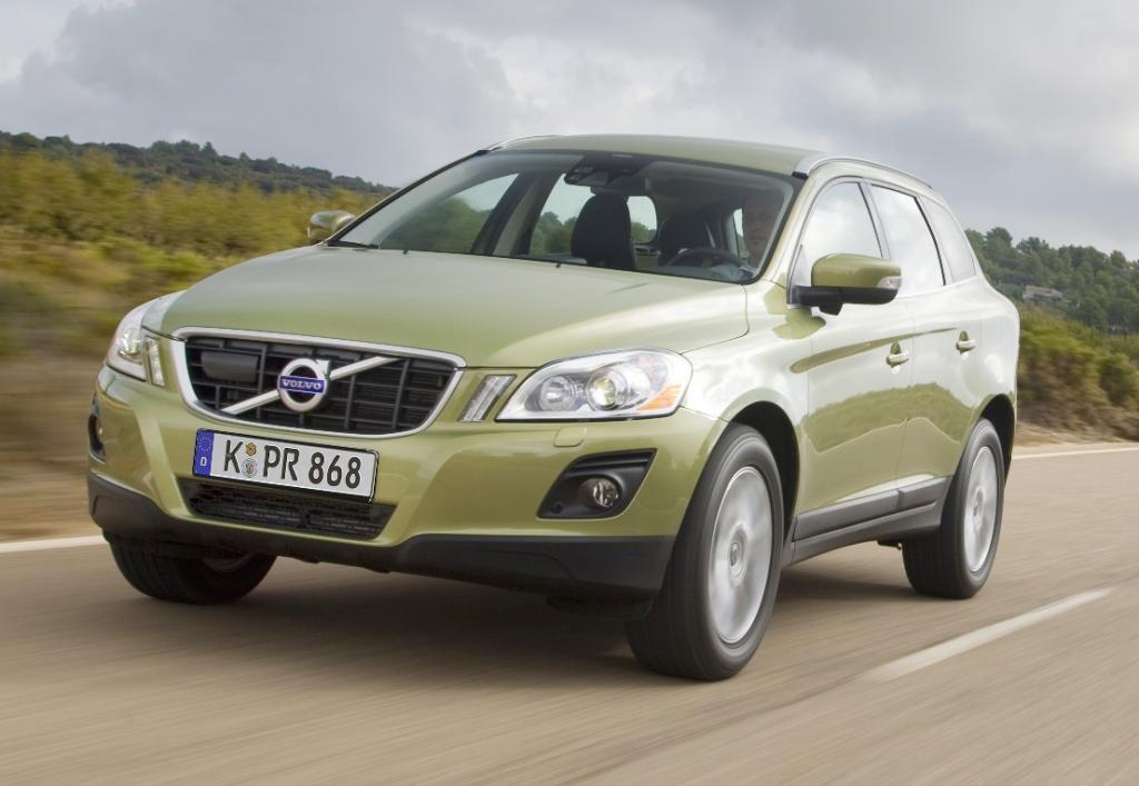 Volvo XC60 - mit Elektronik gegen Auffahrunfälle